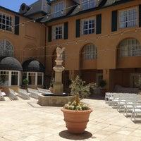 Photo taken at Lafayette Park Hotel & Spa by Matthew S. on 6/15/2013