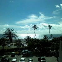 Photo taken at Bahiamar Hotel by Gilberto J. on 12/3/2012