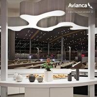 Photo taken at Sala VIP Avianca by Avianca O. on 11/7/2013