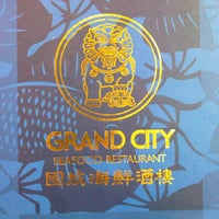 Photo taken at Grand City Restaurant by Ardian M. on 10/11/2012