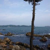 Photo taken at 潮吹岩 by 司 池. on 8/13/2013