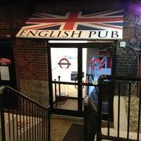 Photo taken at Fleet Street Pub by Hasani H. on 1/7/2013