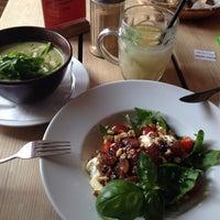 Photo taken at Public Cafe by Maja O. on 4/11/2014