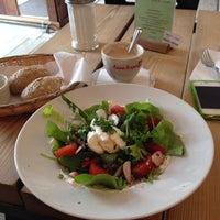 Photo taken at Public Cafe by Maja O. on 4/8/2014