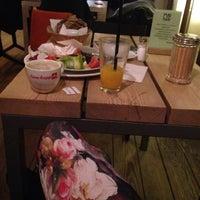 Photo taken at Public Cafe by Maja O. on 3/27/2014