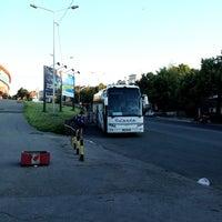 "Photo taken at Stadion ""Rajko Mitić"" by Maja O. on 6/15/2013"
