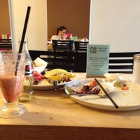 Photo taken at Public Cafe by Maja O. on 4/2/2014