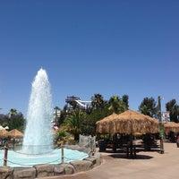 Photo taken at Waterworld California by Skresh B. on 5/18/2013