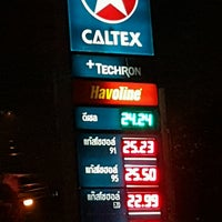 Photo taken at Caltex by A N. on 11/6/2016