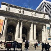 New York Public Library Wertheim Study Midtown East
