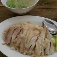 Photo taken at ข้าวมันไก่ตอน พัฒนาการ 53 by God T. on 5/8/2016