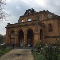 Photo taken at S Anhalter Bahnhof by Tommy S. on 11/5/2017