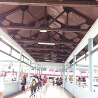 Photo taken at Kuala Kedah Jetty by Hazard H. on 7/13/2013