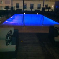 Photo taken at Kimpton Hotel Palomar San Diego by Web B. on 11/8/2012