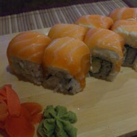 Photo taken at Wasabi / Rozario by Ксения А. on 11/2/2012