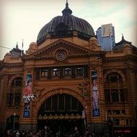 Photo taken at Melbourne by Jessalyn P. on 11/24/2012