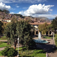 Photo taken at Perú Cusco by Jessalyn P. on 5/21/2015