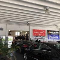 Photo taken at Vista Volkswagen by Doug S. on 8/10/2015