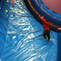 Photo taken at Pump It Up by Steve S. on 1/15/2013