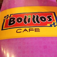 Photo taken at Bolillos Cafe by Panx C. on 11/19/2012