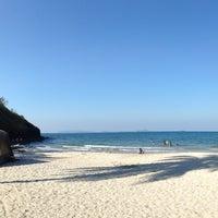 Photo taken at Marine Base Ternate Beach Resort by Tracy G. on 1/4/2014