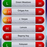 Photo taken at C5 Northbound by Tracy G. on 12/6/2013