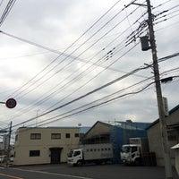 Photo taken at 東京出版美装 朝霞工場 by Noel T. on 8/11/2014