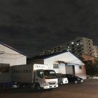 Photo taken at 東京出版美装 朝霞工場 by Noel T. on 10/30/2016