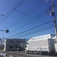 Photo taken at 東京出版美装 朝霞工場 by Noel T. on 9/19/2015