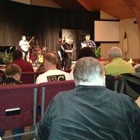 Photo taken at Bear Creek Community Church by Elena R. on 1/13/2013