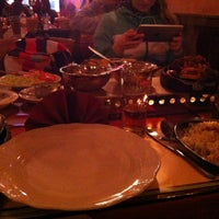 Photo taken at Indian Restaurant Ganesha by Ekaterina R. on 9/22/2013