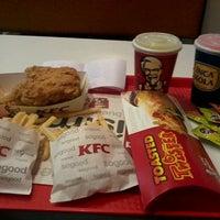 Photo taken at KFC by Alexandra Z. on 6/30/2013