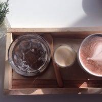 Photo taken at Tak a Kard Coffee by kwanggg L. on 12/30/2015