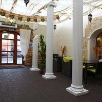 Снимок сделан в Da Pino пользователем Сеть семейных ресторанов Da Pino 10/24/2012