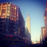 Photo taken at 公車信義光復路口站 by Jay L. on 7/11/2013