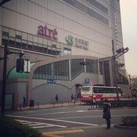 Photo taken at JR Ōimachi Station by Jay L. on 3/3/2013