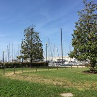 Photo taken at Marina Sant'Andrea by Angelo P. on 5/17/2015