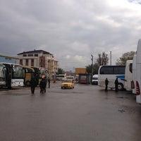 Photo taken at Düzce Şehirler Arası Otobüs Terminali by Nurdan G. on 11/24/2012
