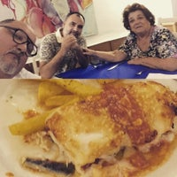 Photo taken at Kalamitsi Restaurante Griega by Pato G. on 10/4/2016