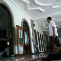 "Photo taken at Masjid ""Agung"" Baiturrahman by Rizky. k. on 10/26/2012"