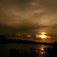 Photo taken at klenteng fuci by Deswindo A. on 2/24/2013