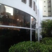 Photo taken at Além do Pão Delicatessen by José Mario L. on 2/1/2013