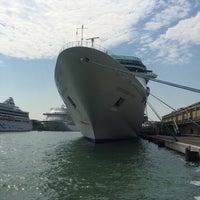 Photo taken at Splendour Of The Seas by Sascha G. on 9/6/2014