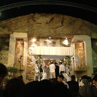 Photo taken at אולמי השרון by Vered on 3/13/2013