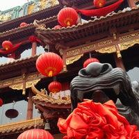 Photo taken at Jin Ding Xuan by benkhondee on 2/12/2013