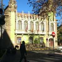 Photo taken at Ayuntamiento de Albacete by Ruth L. on 1/6/2013