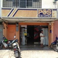 Photo taken at Pejabat Pos (Post Office) by Akmal S. on 7/12/2013