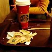 12/8/2012 tarihinde Burcu Ö.ziyaretçi tarafından Starbucks'de çekilen fotoğraf