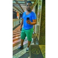 Photo taken at Mengo Palace Hotel Rio de Janeiro by Will S. on 5/4/2015