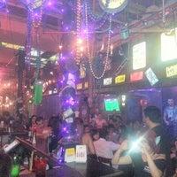 Photo taken at Bourbon Street by Dj Felipe G. on 11/25/2012